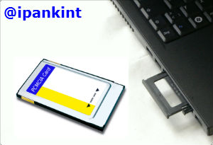 PC Card dan Port PCMCIA pada Laptop
