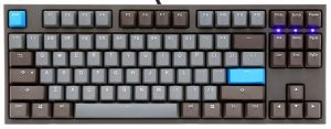 Ten Key Less keyboard